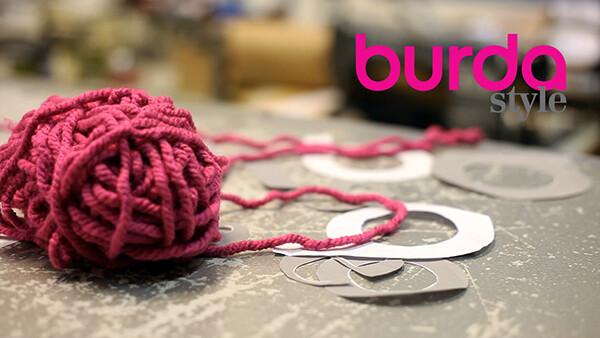 burda style Guerilla Knitting