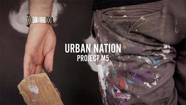 Urban Nation Project M5