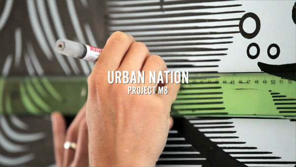 URBAN NATION Project M8