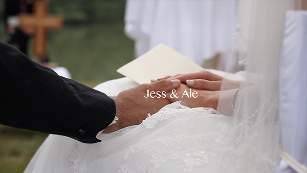 Jess & Ale