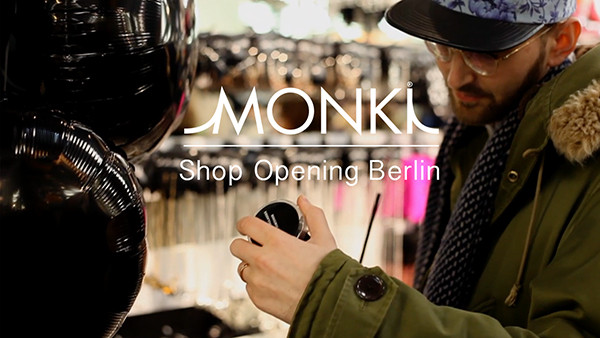 Monki Shop Opening Berlin