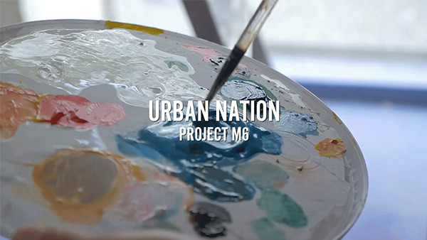 URBAN NATION PROJECT M6
