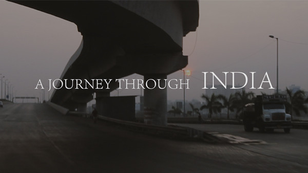 A JOURNEY THROUGH INDIA