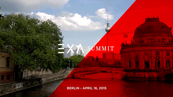 EXA-SUMMIT  –  BERLIN